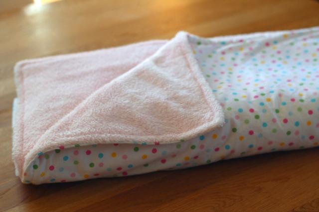 Decke Fleece Clara 2