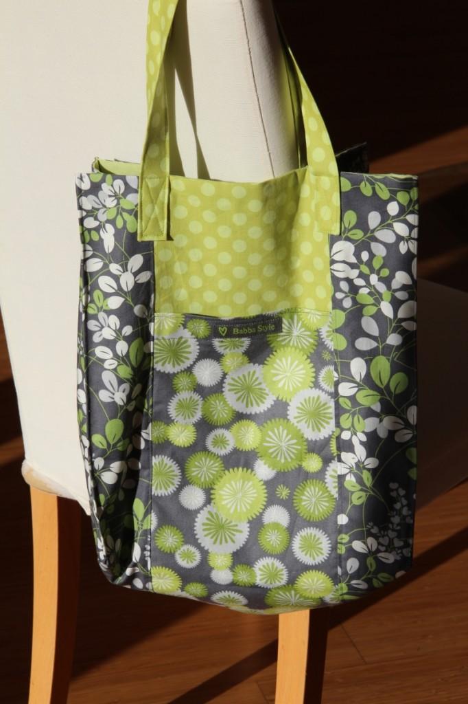 Jane Market Bag im Licht