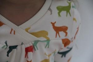 Detail Kleid Elk Groove