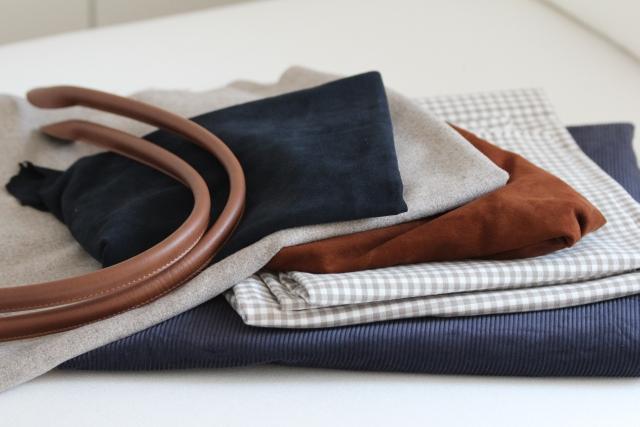 Stoffe für Schnabelina-Bag