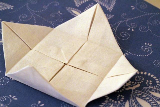 geöffneter Brief