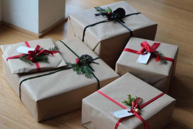 Geschenke erste Runde