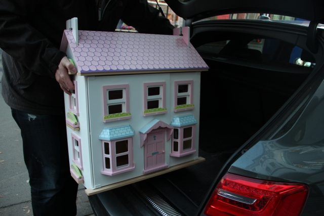 Haus verladen