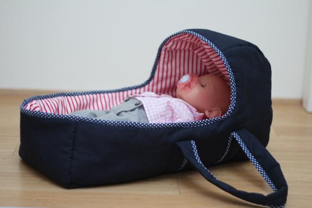 Eine Babytrage für den Familienfrieden | Das mach ich nachts