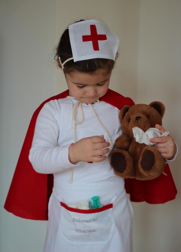 Krankenschwester-Kostüm