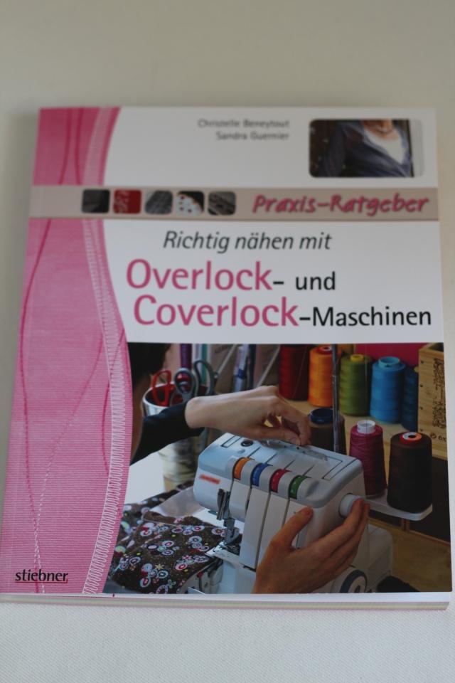 Richtig Nähen mit Overlock- und COverlock