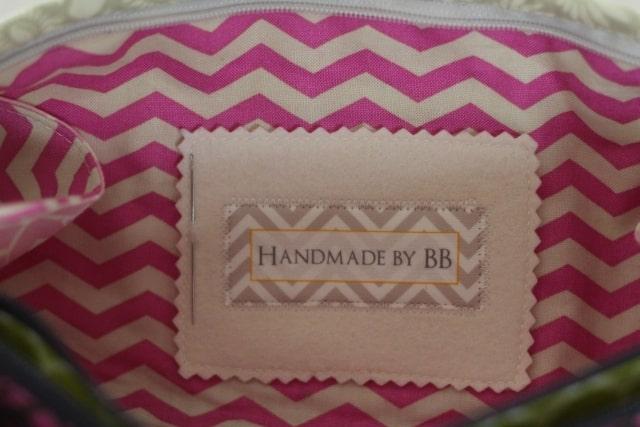 Sew Together Bag Label