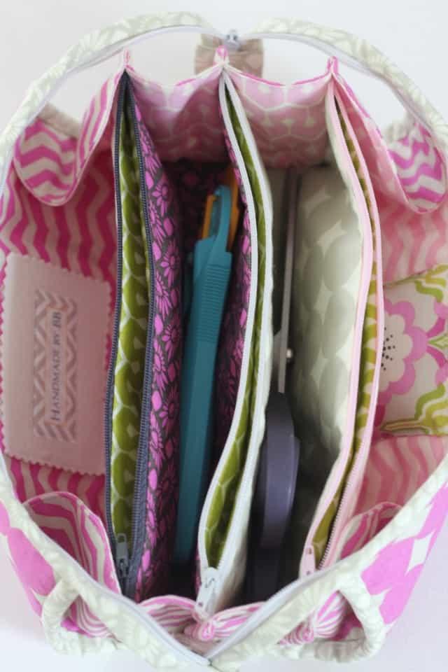 Sew Together Bag - filled