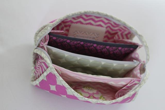 Sew Together Bag - open