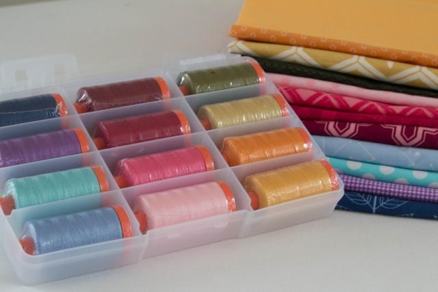 Pat Sloan Box Colors