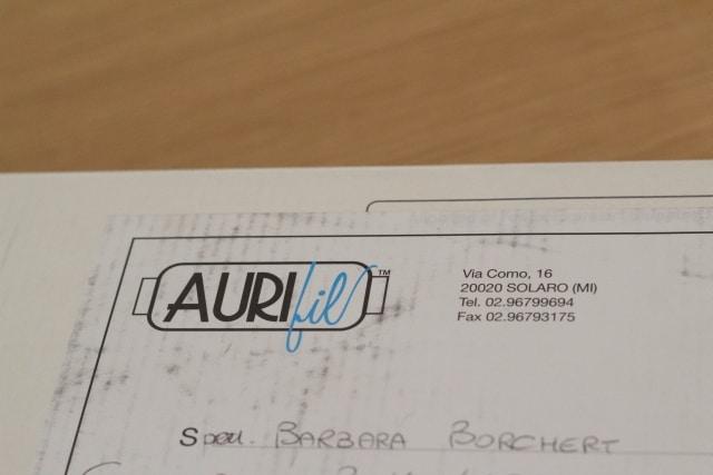 Post Aurifil