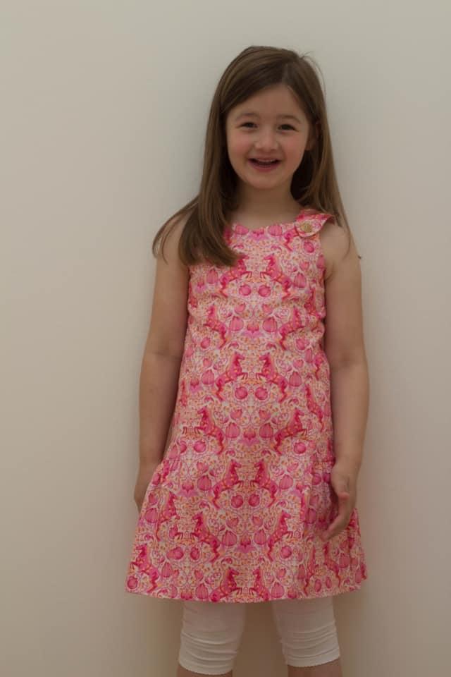 Kleid komplett