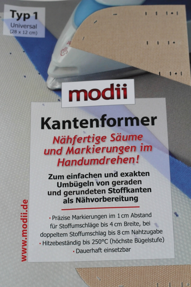 Modii Kantenformer