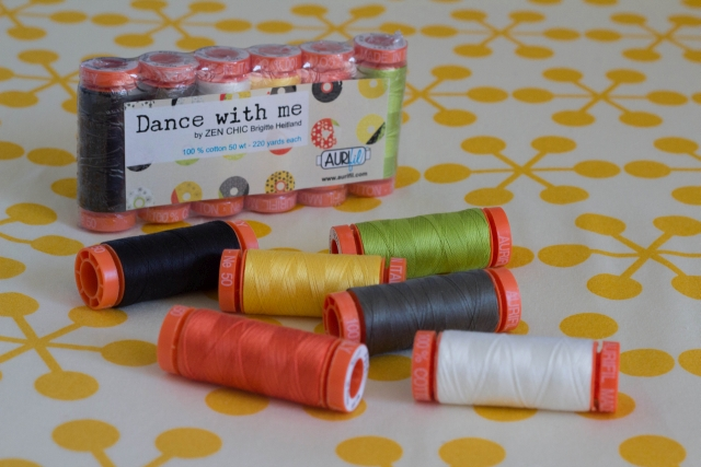 Zen Chic thread assortment Aurifil