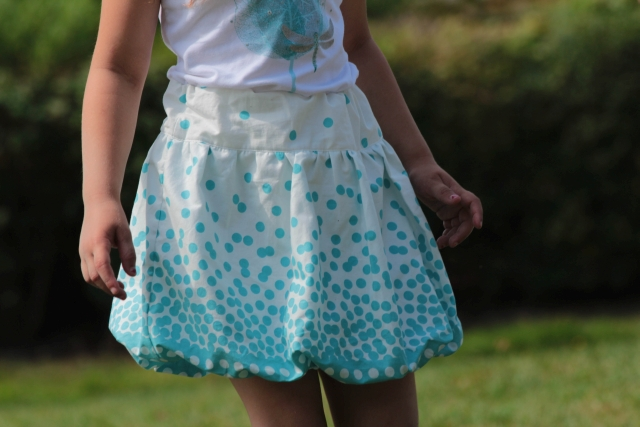 Bubble Skirt5