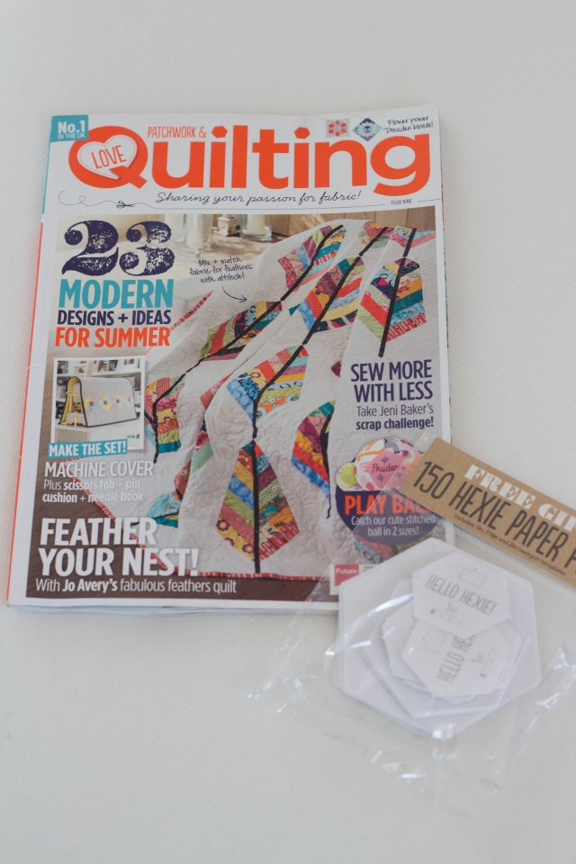 Love Patchwork and Quilting2