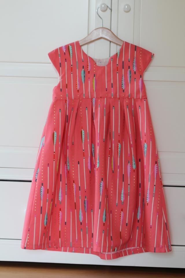 Geranium Dress Cotton+Steel