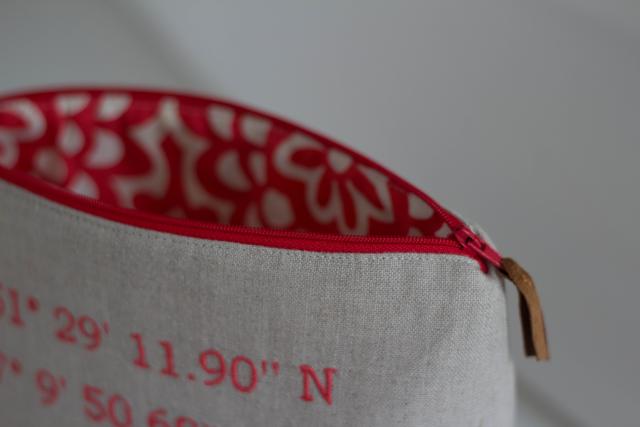 Detail Zipper