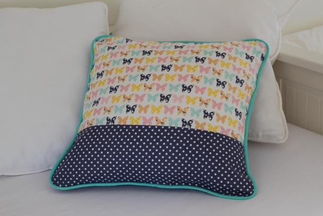 oktoberprojekt stoffabbau woche 1 kissen n hen das mach ich nachts. Black Bedroom Furniture Sets. Home Design Ideas