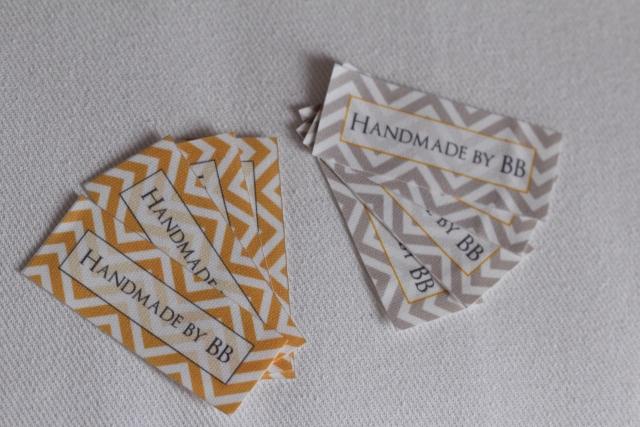 Label Handmade by BB