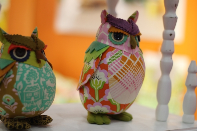 Heather Bailey Owls