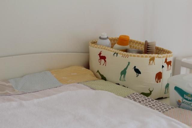 Kinderzimmer deko nähen  Ein bisschen Kinderzimmer-Deko und ein kleiner aber feiner Nähtrick |