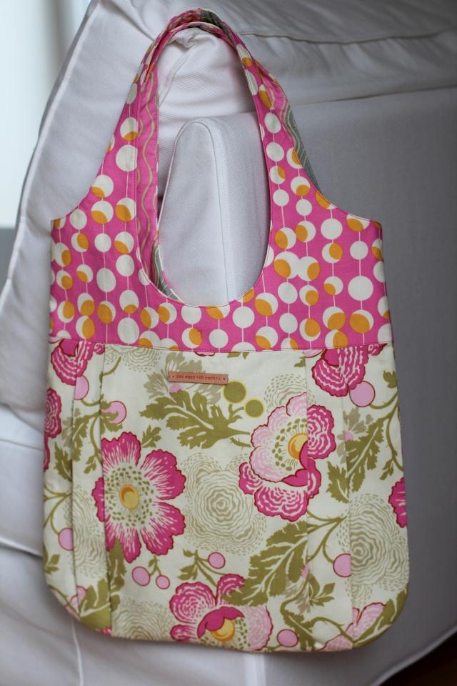 Die Nevena Bag: Eine rucki-zucki Tasche zwischendurch | Das mach ich ...