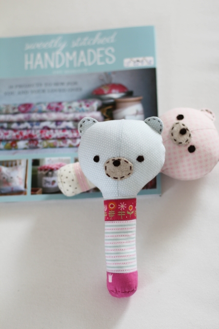 Baby Bear Rattle Two