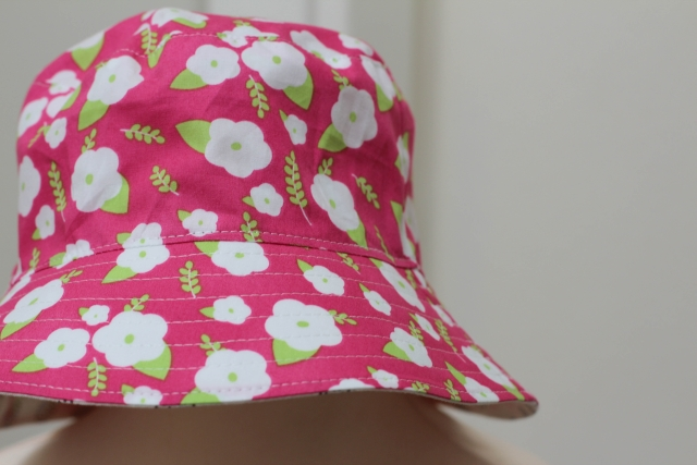 Reversible Bucket Hat2
