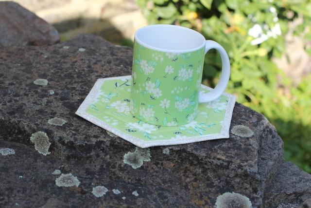Mug Rug Bonnie Christine 10