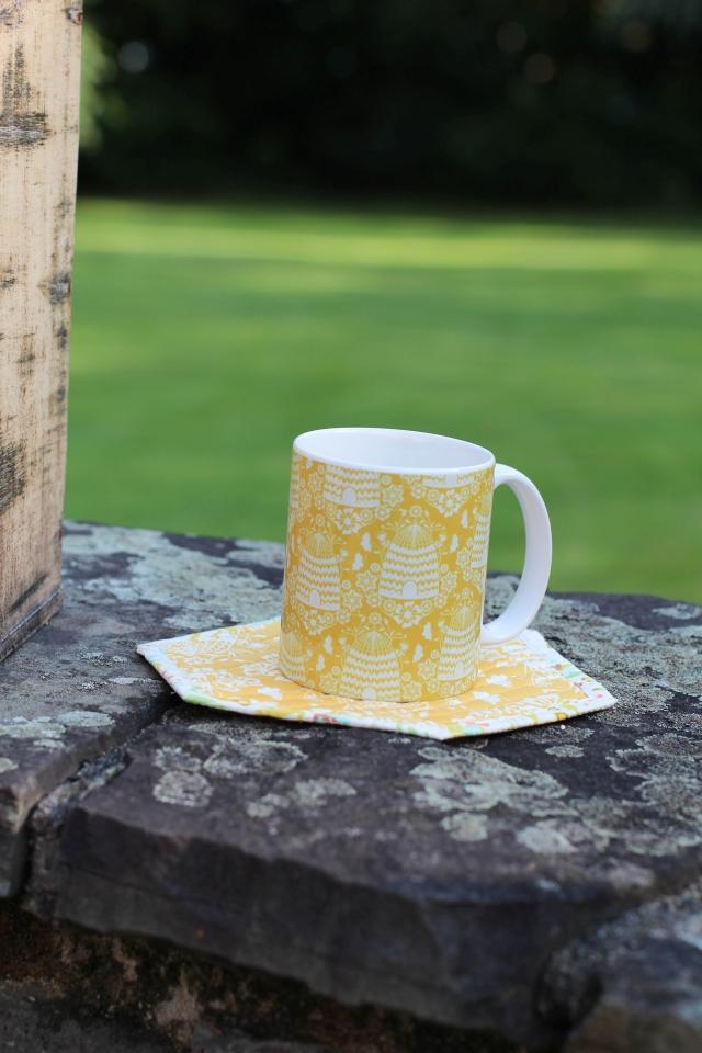 Mug Rug Bonnie Christine 4