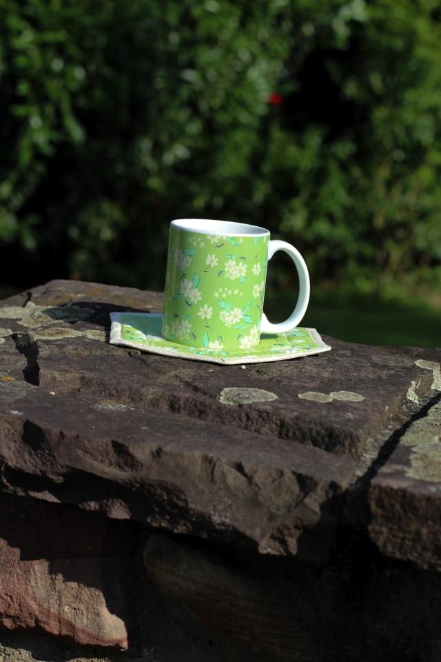Mug Rug Bonnie Christine 7