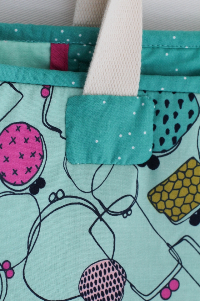 Detail Tasche Henkel