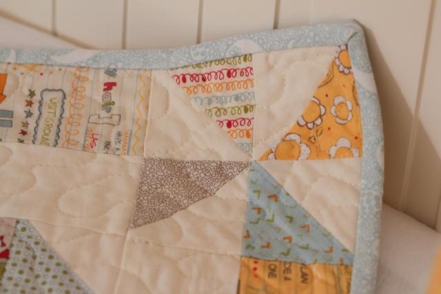 Ecke Pinwheels Quilt