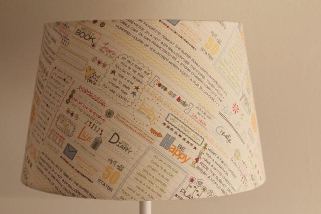Lampenschirm Noteworthy-2