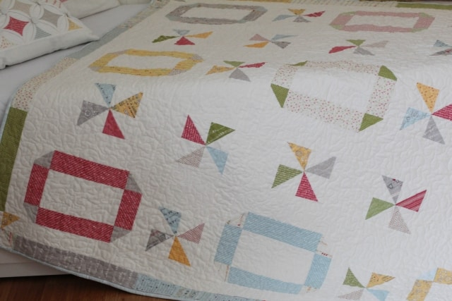 Oh Pinwheels Quilt Noteworthy Sweetwater