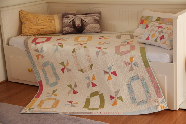Quilt Noteworthy Sweetwater6