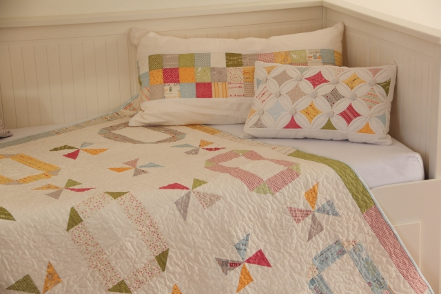 Quilt Noteworthy Sweetwater7