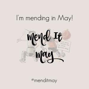 Mending-badge