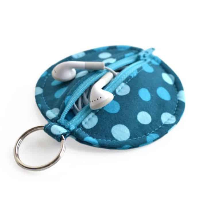 Kopfhörertasche