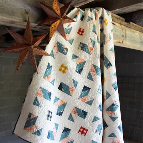 Ornament Box Quilt
